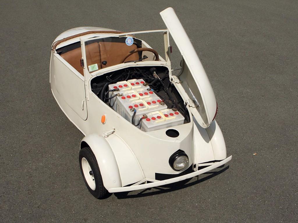 Peugeot VLV, el ingenioso primer eléctrico de Peugeot