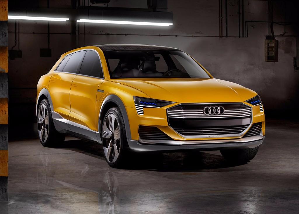 Audi h-tron Quattro Concept, un vehículo del futuro semi-autónomo y de hidrógeno