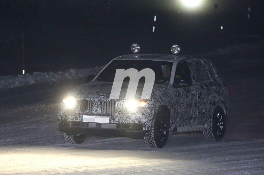BMW X5 2018, primera vez que se deja ver en pruebas