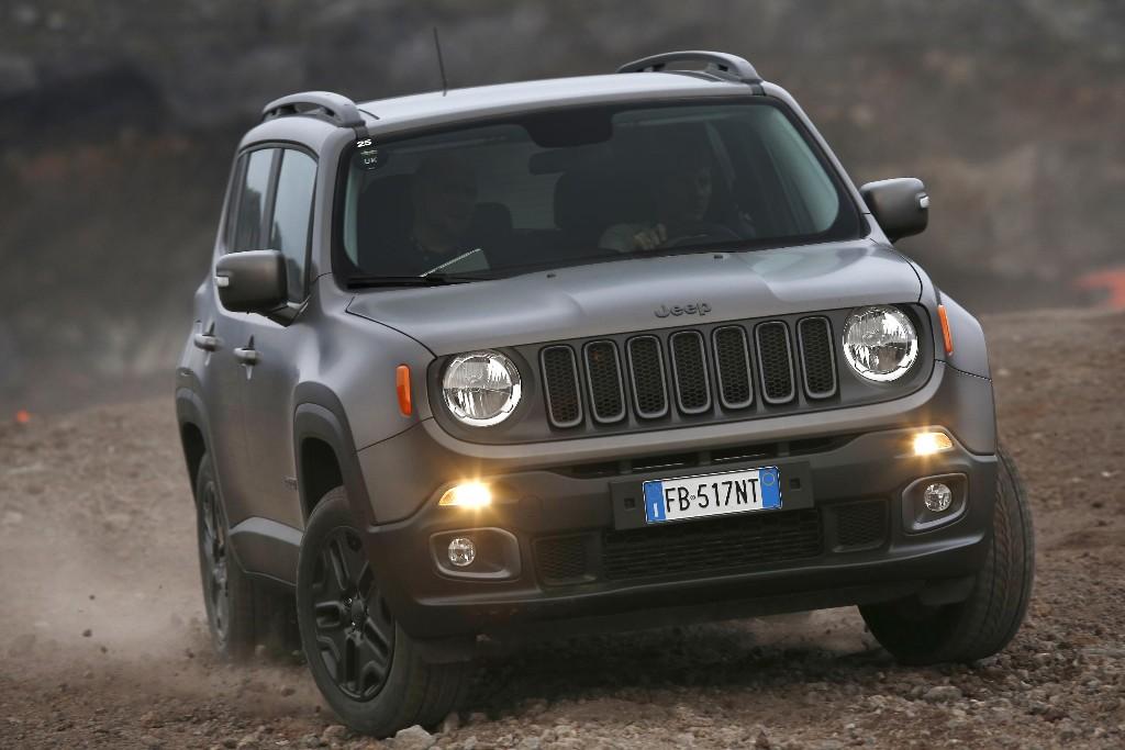 Jeep Renegade Night Eagle, ya a la venta en España