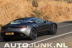 Aston Martin DB11, ¿Cazado?