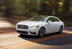 Lincoln Continental 2017 el lujo americano se presenta en Detroit