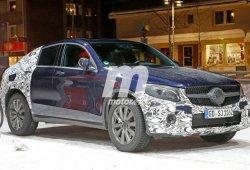 Mercedes GLC Coupe, más cerca de llegar a la producción
