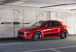 El Porsche Macan pasa por las manos de Prior Design
