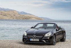 Precios del Mercedes SLC 2016 en España