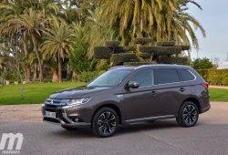 Prueba Mitsubishi Outlander PHEV 2016: diseño, tecnología y precio
