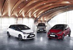 Toyota Yaris 2016, con más equipamiento y pinturas bitono