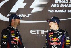 Vettel es el mejor y Maldonado es el peor, según Mark Webber