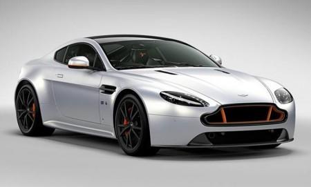 Aston Martin V8 Vantage S Blades Edition, homenajeando la patrulla aérea acrobática británica