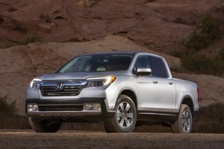 Honda Ridgeline, la nueva pickup americana es oficial