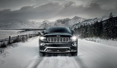 Atrévete con el Jeep Winterproof y prueba toda la gama 4x4 en la nieve