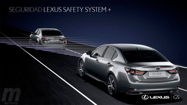 Lexus safety system+