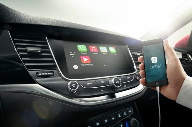 Opel integra Android Auto y Apple CarPlay en sus modelos