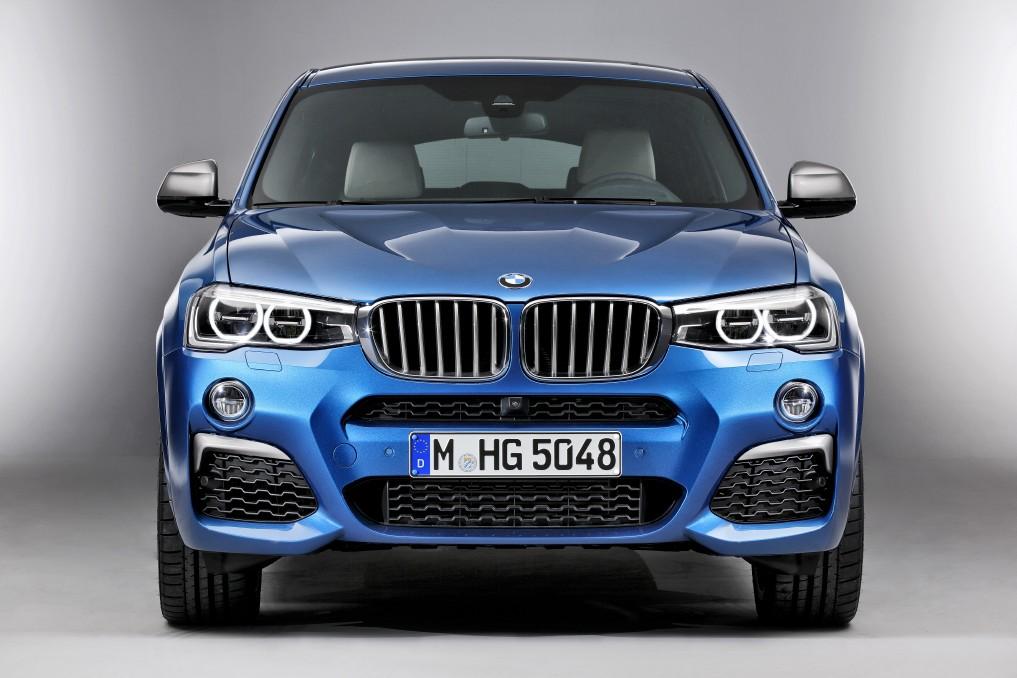 Ya tenemos el precio del BMW X4 M40i: desde 73.500 euros