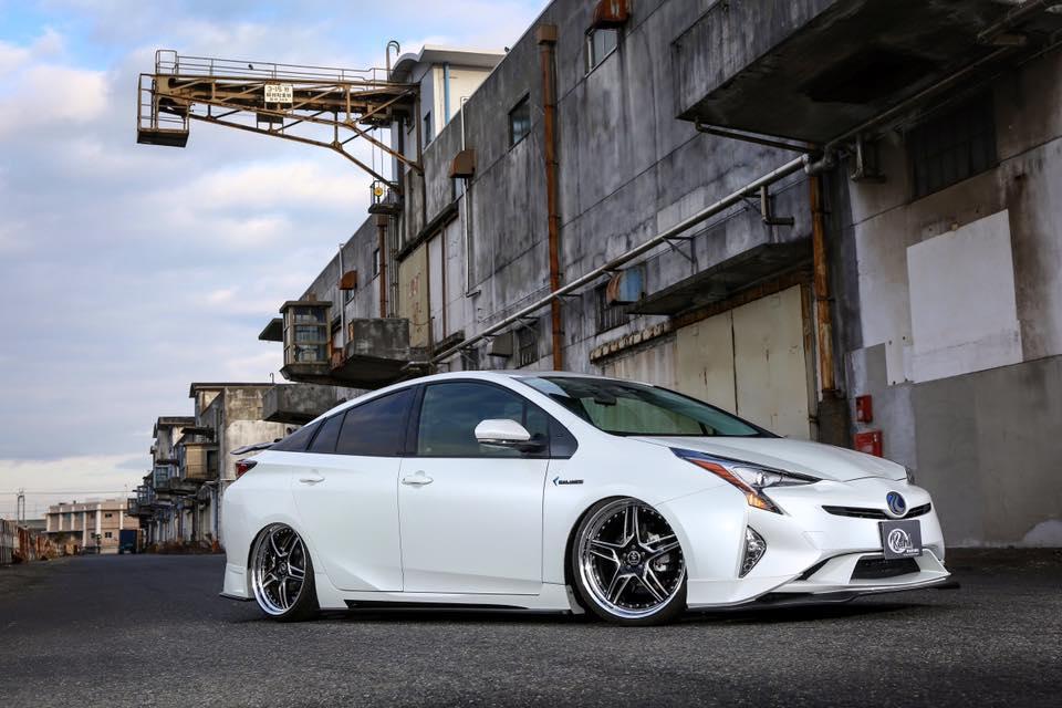 Toyota Prius por Kuhl Racing