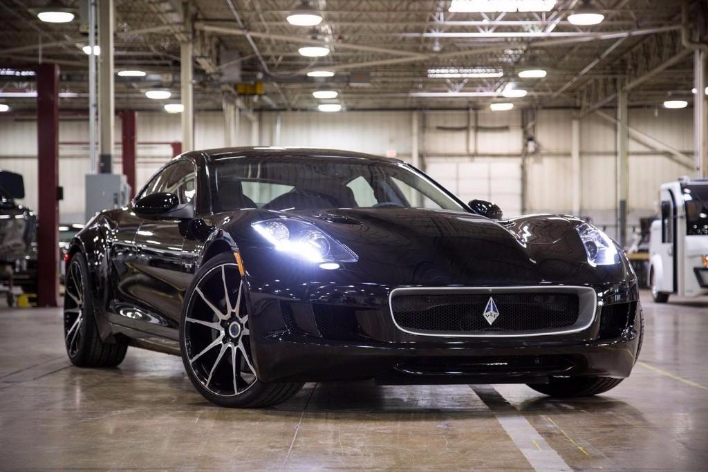 Así es el VLF Destino, un revivido Fisker Karma con motor Corvette