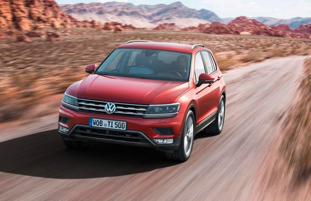 Volkswagen Tiguan 2016, gama y precios definitivos para España