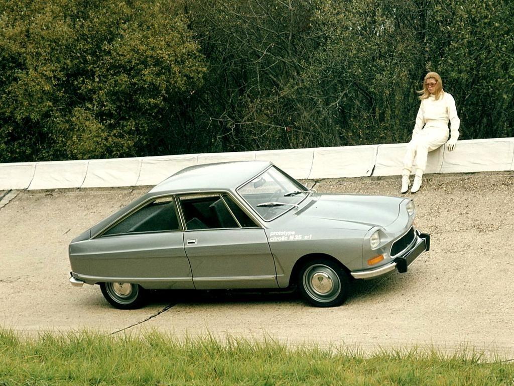 Citroën M35, el fallido experimento francés con motor rotativo