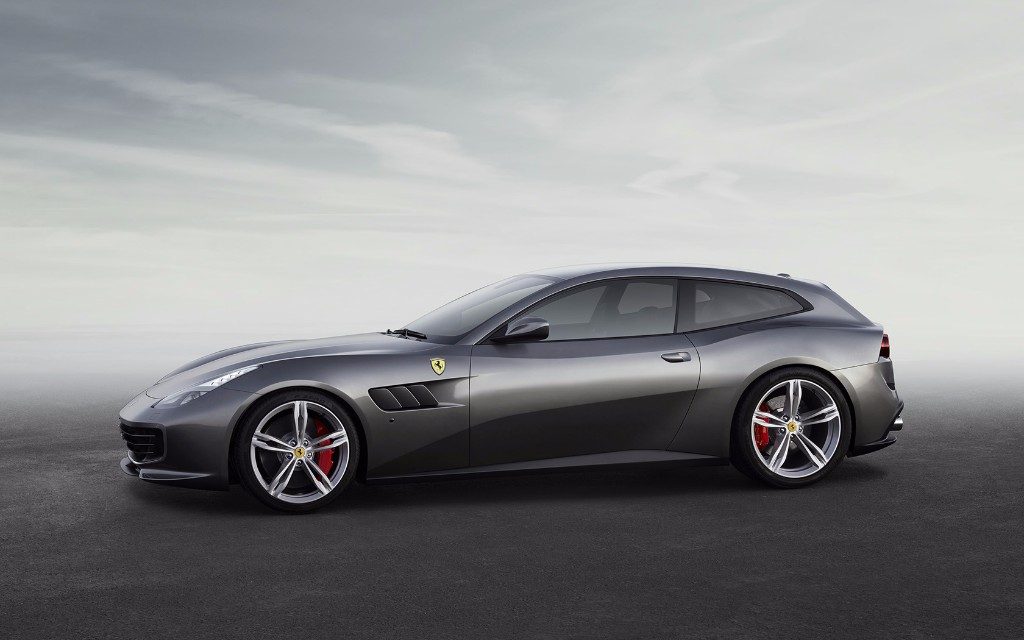 Ferrari GTC4Lusso, la renovación del FF ha llegado