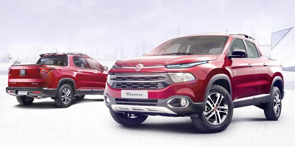 Fiat Toro: así es la nueva pick-up para Brasil