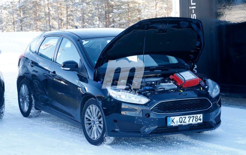Ford Focus 2018: la nueva generación ya está en pruebas