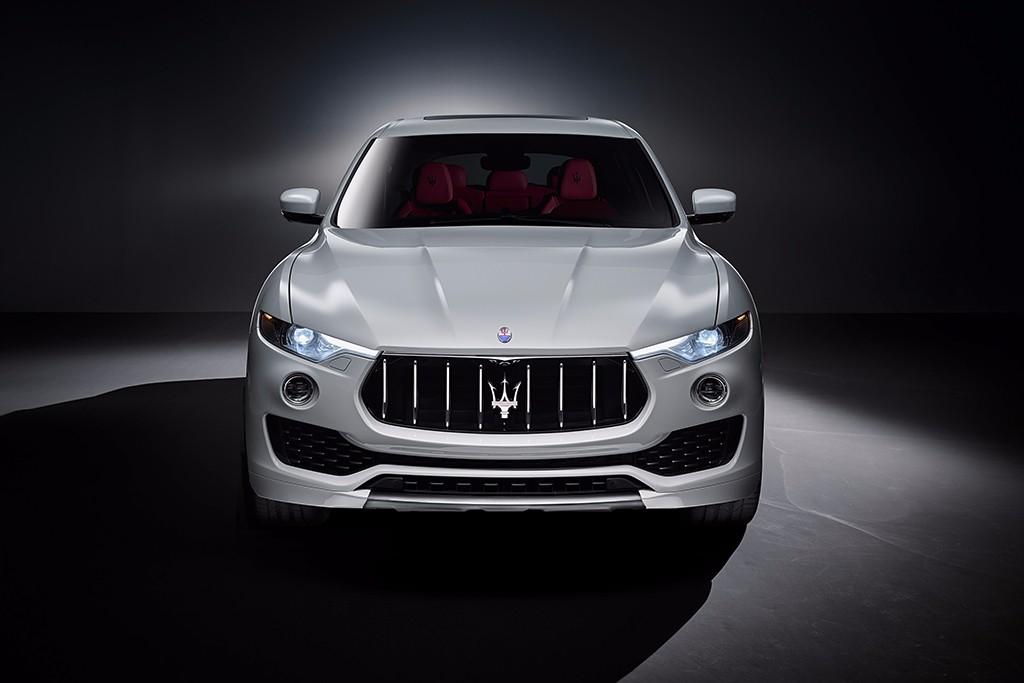 Saluda al Maserati Levante, el nuevo SUV ya se hace oficial