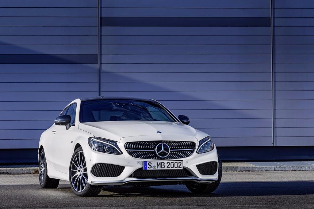 Mercedes-AMG C 43 4MATIC Coupé, un nuevo miembro para la gama