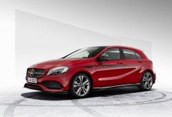 El Mercedes Clase A 2016 estrena nuevos accesorios AMG