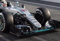 Primer test F1 2016: Luces y sombras