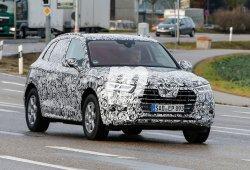 El Audi Q5 2017 desvela su nueva mirada