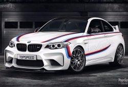 Habrá un BMW M2 CSL