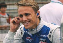 El ex F1 Max Chilton recala en la IndyCar