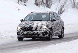 Cazado el nuevo Fiat Tipo Wagon