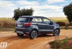 Ford anuncia cuatro nuevos SUV antes de 2020