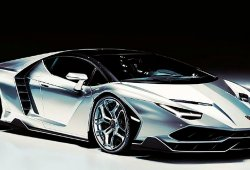 Lamborghini Centenario, ¿primera imagen filtrada?