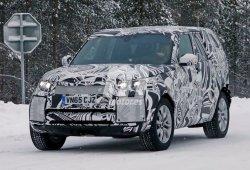 Cazado el Land Rover Discovery 2017 ¡Otra vez!