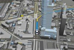 Navi 3.0 de Bosch nos trae mapas en 3D