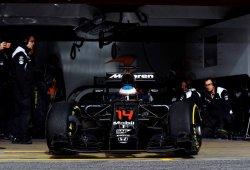Segundo problema para McLaren: el dañado motor de Alonso era nuevo