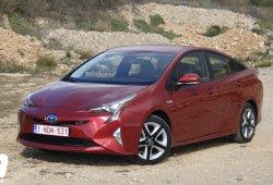 Prueba Toyota Prius (II): sus armas tecnológicas