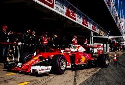 """Räikkönen: """"Hay potencial, pero se puede mejorar"""""""