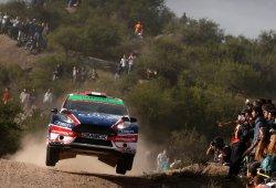 El Rally de Argentina está apercibido por la FIA