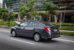 México - Enero 2016: El Nissan Versa vuelve al liderato