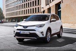 Noruega - Enero 2016: Toyota RAV4 Hybrid, éxito inmediato