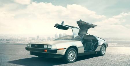 Aquí está el primer spot del DeLorean DMC-12