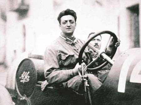 La historia y leyenda de Enzo Ferrari