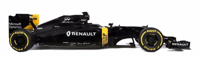 presentado el renault sport f1 team y una simulaci n del rs16. Black Bedroom Furniture Sets. Home Design Ideas