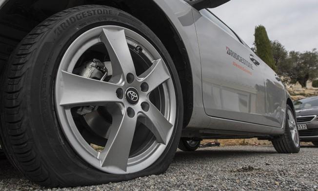 Neumáticos Bridgestone DriveGuard