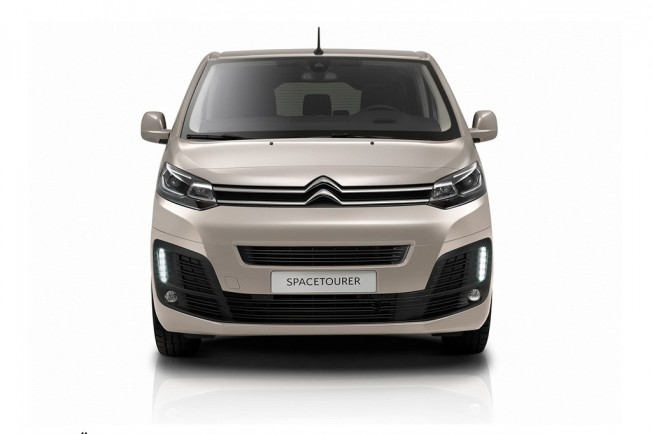 Citroën SpaceTourer - frontal