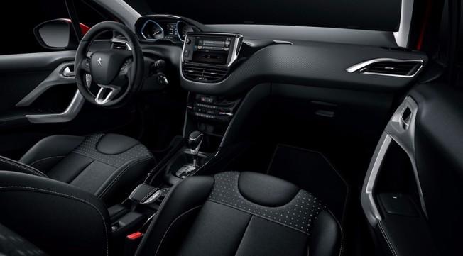 Nuevo Peugeot 2008 - interior