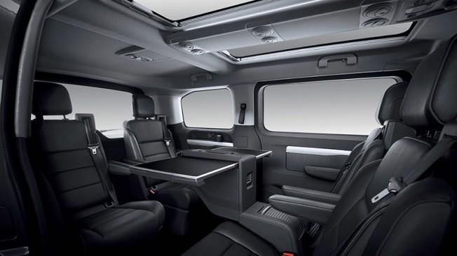 Nueva Peugeot Traveller, la furgoneta de hasta nueve ...